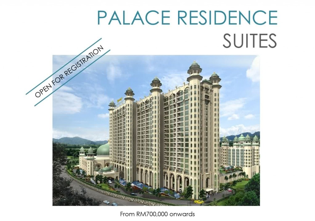 PALACE RESIDENCE SUITE